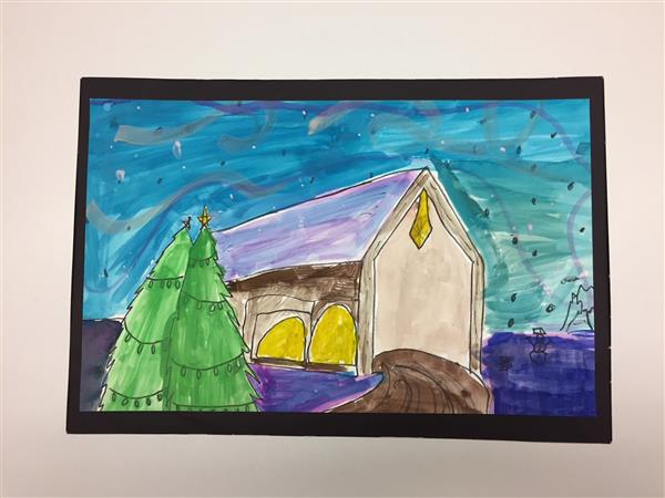 Kane Students' artwork selected for YAM exhibit!