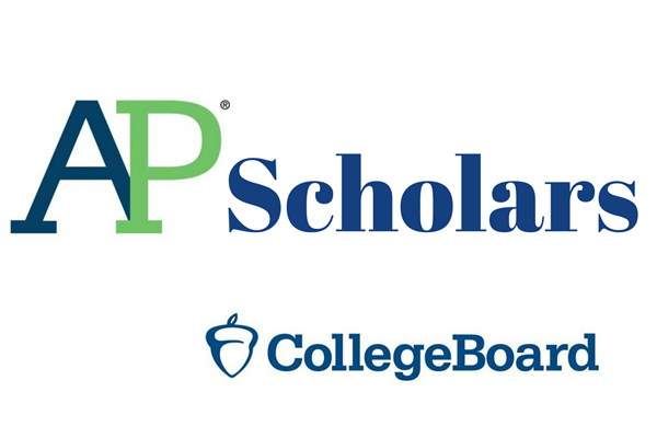 Advanced Placement Scholars Logo from the CollegeBoard
