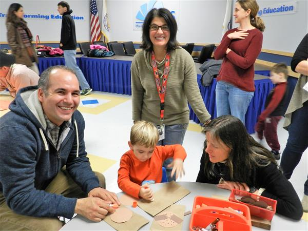 ECC Celebrates Annual Literacy Night