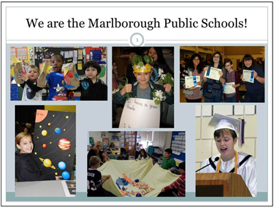 We Are Marlborough graphic