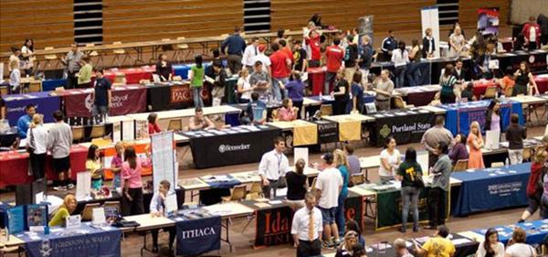 College Fair photo