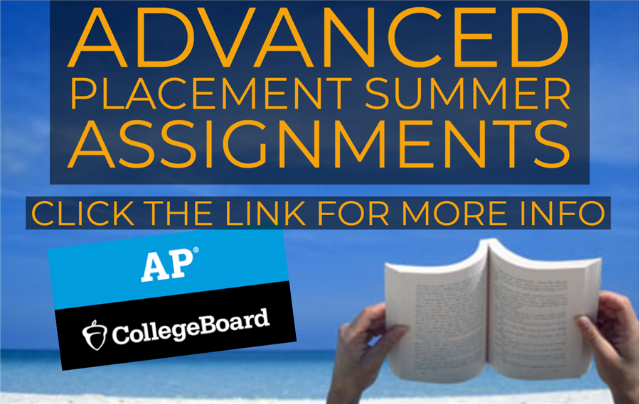 Advanced Placement Summer Assignments 2020