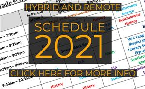 Click here to see the Daily Schedule 2021