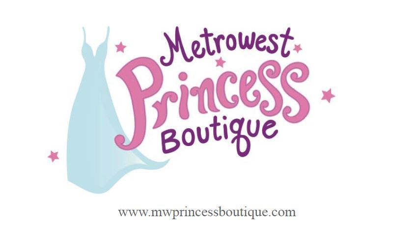 Metrowest Princess Boutique Saturday, March 16, 2019