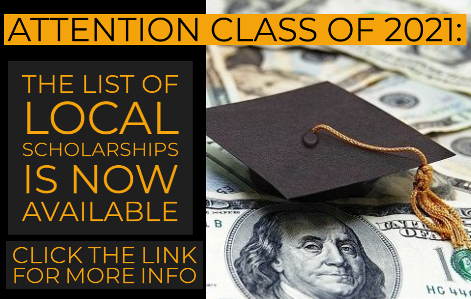 Local Scholarship List now Available