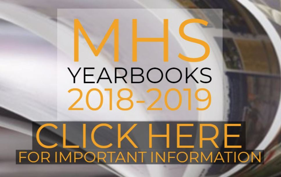 MHS Yearbook Sale/Information