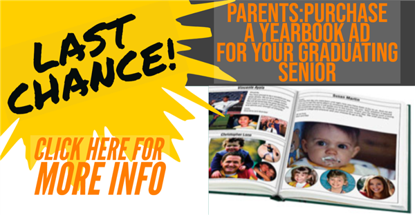 Parent Ads Yearbook