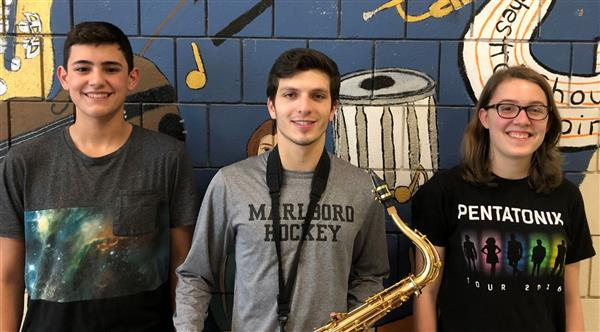 Students Selected to Participate in the 2019 All-State Music Concert
